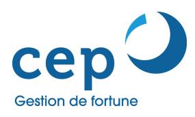 CEP Gestion de Fortune